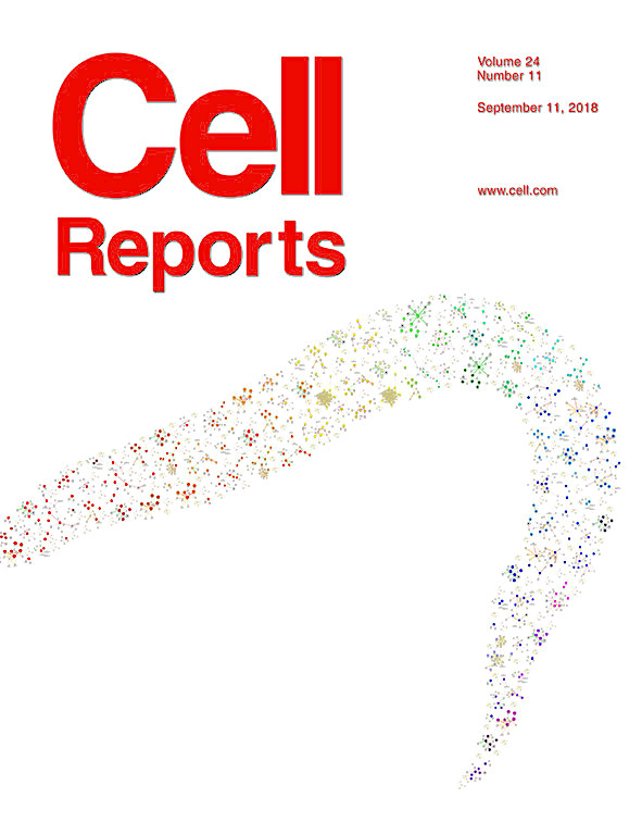 Karima Drareni Publishes in Cell Reports