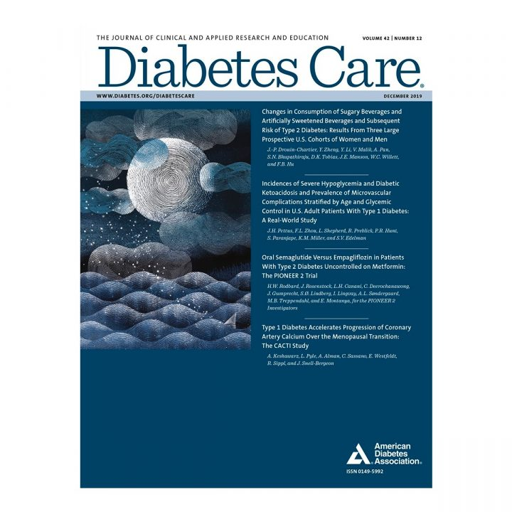 L. Potier publishes in Diabetes Care