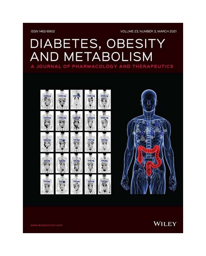 R. Roussel publishes in Diabetes Obes Metab.