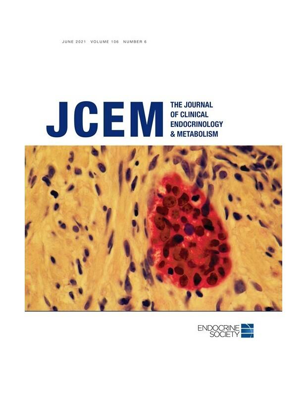 M. Diesdisheim publishes in JCEM