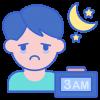 poor sleep quality
